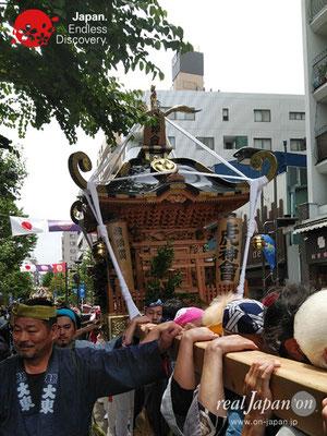 2019 第14回みこしコラボレーションinイセザキ「横須賀 虎神會」_YH19_005