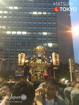 〈青山熊野神社例大祭〉宵宮渡御 @2016.09.24 GCY16_003