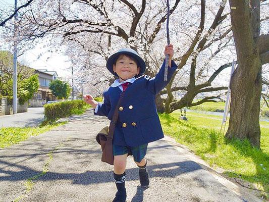 <s20-082>shiho530さん:幼稚園がんばるぞー!/4月3日(金)/鯖江市