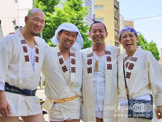 祭りはメチャメチャ楽しい!祭り=ロマン。普段接点のない人とも祭りを通して楽しめるのも魅力。【お薦めの祭】板橋・氷川神社と大山の祭り。