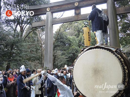 〈建国祭 2019.2.11〉恋ケ窪熊野 ©real Japan'on : kks19-031