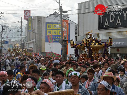 〈八重垣神社祇園祭〉砂原町区 @2017.08.04 YEGK17_005