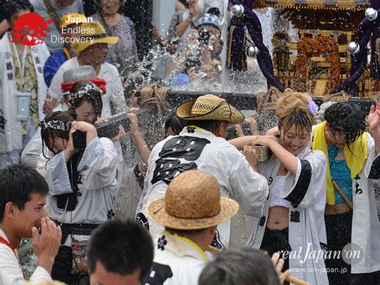〈八重垣神社祇園祭〉田町区 @2017.08.05 YEGK17_030