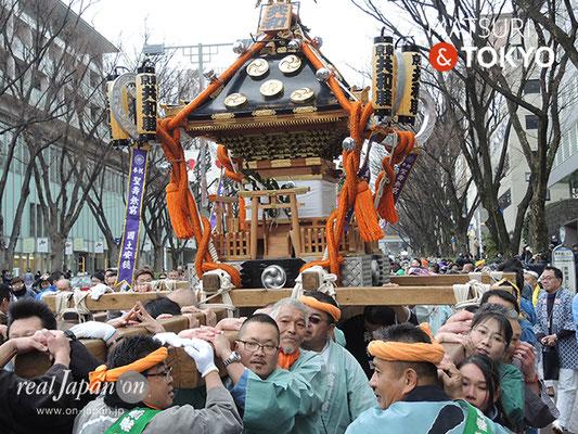 〈建国祭 2019.2.11〉東京共和睦 ©real Japan'on : kks19-025