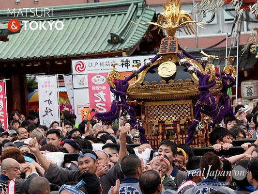 〈神田祭 2017.5.14〉神田佐久二平河町会 ©real Japan'on -knd17-041