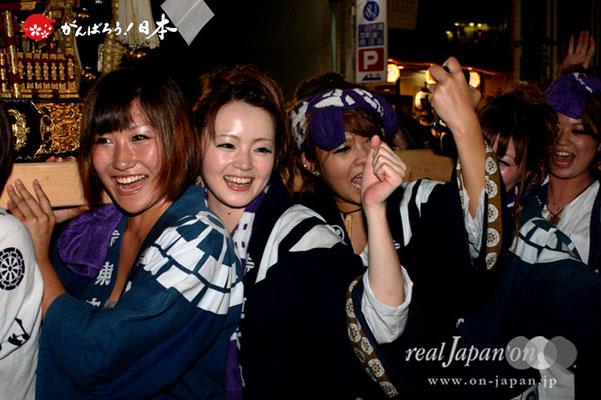 〈八重垣神社祇園祭〉東本町区 @2012.08.04