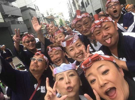〈GP-19004〉 貮人睦さん:鳥越祭・2019年6月9日