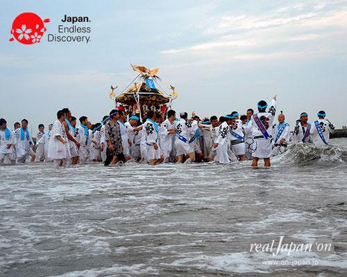 2017年度「浜降祭」本村 八坂神社 2017年7月17日 HMO17_025