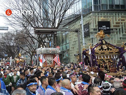 〈建国祭 2019.2.11〉 萬歳會一の会 ©real Japan'on : kks19-002