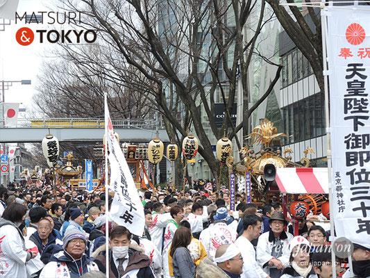 〈建国祭 2019.2.11〉居木神社 ©real Japan'on : kks19-010