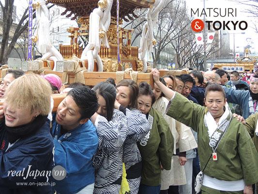 〈建国祭 2019.2.11〉萬歳會四の会 ©real Japan'on : kks19-015