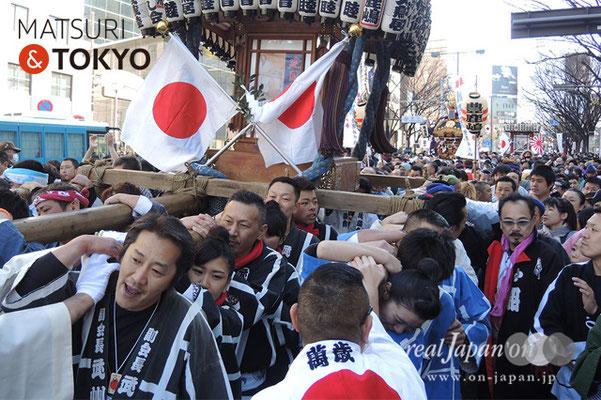 〈2016年 建国祭〉2016.2.11 ©real Japan'on!:kks16-002