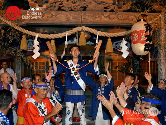 〈八重垣神社祇園祭〉神社神輿還御:東本町区 @2018.08.05 YEGK18_048
