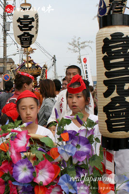 浦安三社祭〈宮元會〉@2012.06.17