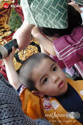 〈三社祭〉各町連合渡御 @2009.05.16