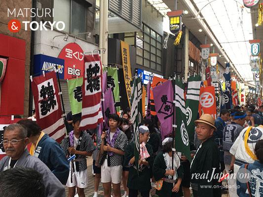 旗岡八幡神社 宮神輿完成披露渡御 2017年7月16日 HHJMM_015