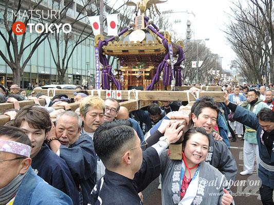 〈建国祭 2019.2.11〉鳳和會 ©real Japan'on : kks19-020