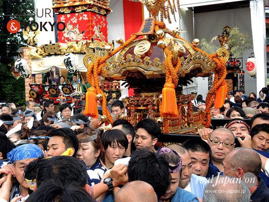〈神田祭 2017.5.14〉須田町一丁目南部町会 ©real Japan'on -knd17-025