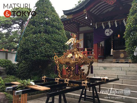 東大島神社御祭礼 2017年8月6日 hojm17_001