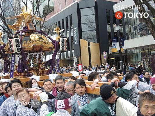〈建国祭 2019.2.11〉萬歳會三の会 ©real Japan'on : kks19-007