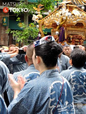 〈神田祭 2017.5.14〉神田和泉町町会 ©real Japan'on -knd17-010