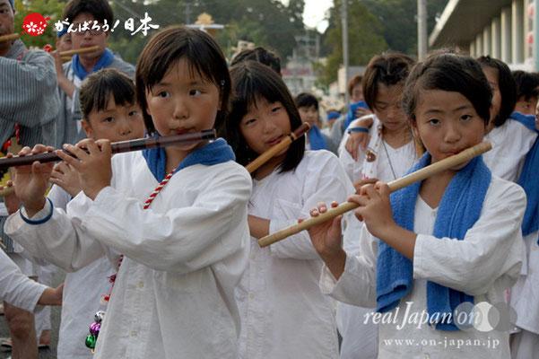 〈八重垣神社祇園祭〉横町区 @2012.08.04