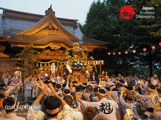 〈八重垣神社祇園祭〉祇園祭式典・砂原町区 @2017.08.04 YEGK17_01