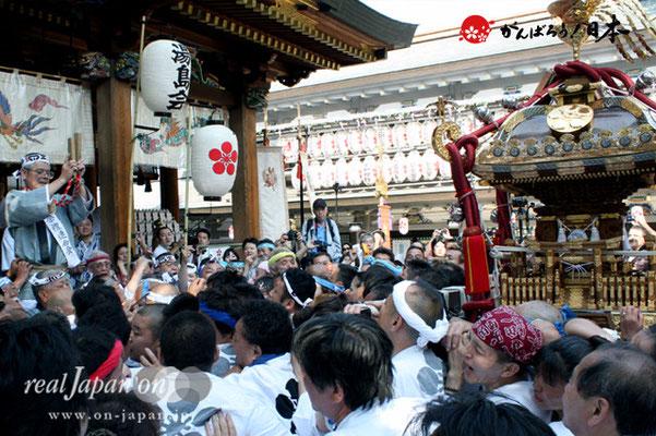 湯島天満宮例大祭〈湯島会〉@2012.05.27    写真ナンバー【yst-001】