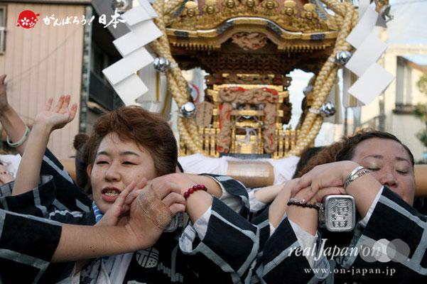 〈八重垣神社祇園祭〉福富町区 @2012.08.04
