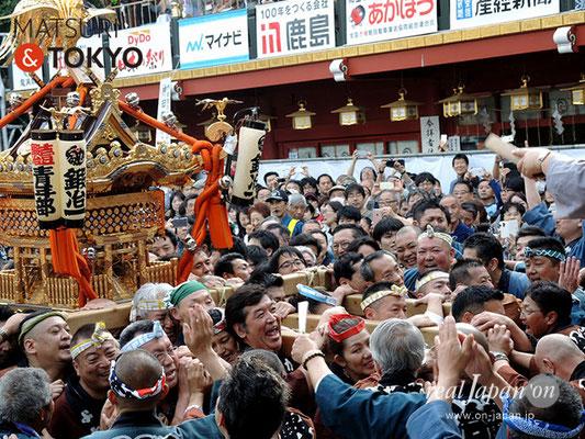 〈神田祭 2017.5.14〉鍛冶町一丁目町会 ©real Japan'on -knd17-030