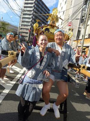 〈GP-17015〉 tkcさん:2017年 牛嶋神社大祭・2017年9月16日
