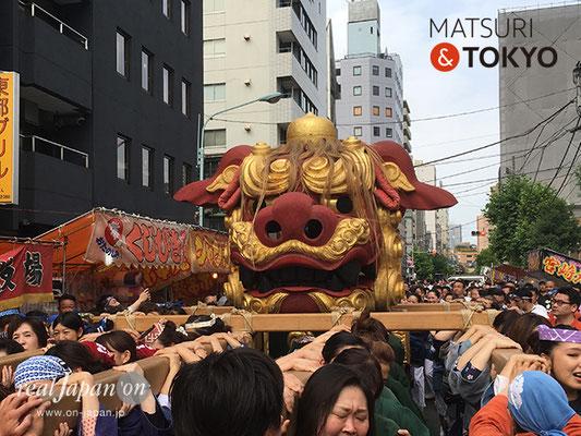 つきじ獅子祭 2017年6月11日【宮元町会】TKJSS17_016