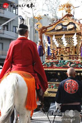 素盞雄神社・天王祭〈本社大神輿巡行〉@2012.06.03