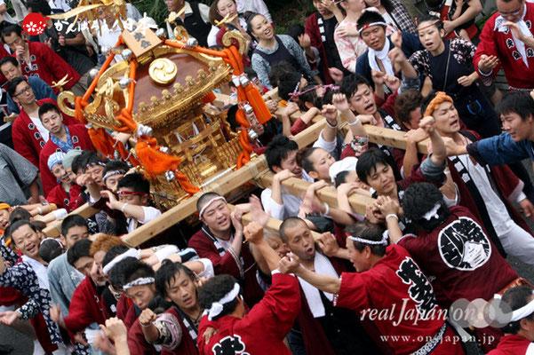 浦安三社祭〈中央会〉@2012.06.17
