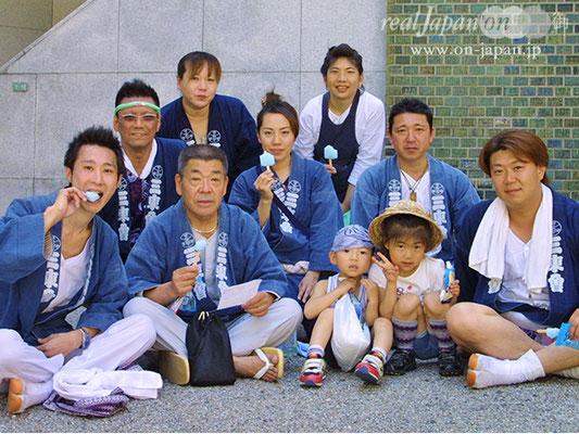 三東會さん。日本中の祭に担ぎに行きます。伊豆大島・つばき祭から熊本・火の国まつりまで。祭りは人と人がつながる。いいよね。【お薦めの祭】亀有・香取神社(9月予定)