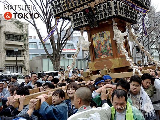 〈建国祭 2018.2.11〉新宿ひぐらし ©real Japan'on : kks18-014