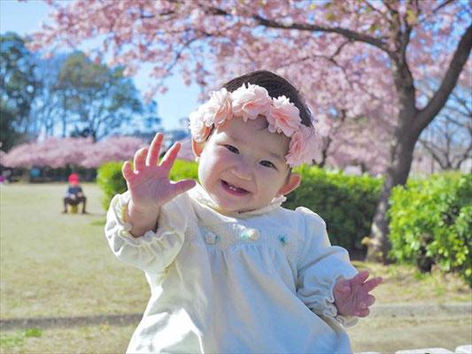 <s20-134>shiho530さん:久しぶりのおーみ。/2020年4月12日(日)/埼玉県東浦和の公園