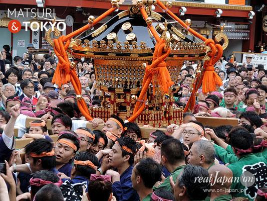 〈神田祭 2017.5.14〉東神田三丁目町会 ©real Japan'on -knd17-034