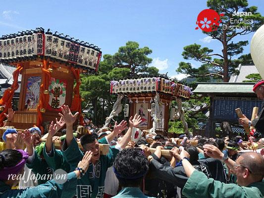 善光寺表参道夏祭り 2018年7月1日 ZKJ18_007