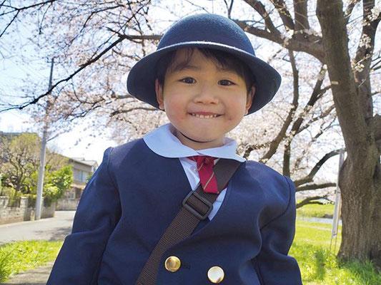 <s20-084>shiho530さん:幼稚園がんばるぞー!/4月3日(金)/鯖江市
