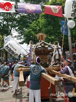 2019 第14回みこしコラボレーションinイセザキ「神輿保存会 京濱連合」_YH19_002