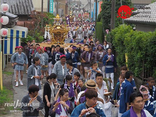 〈八重垣神社祇園祭〉東本町区 @2017.08.05 YEGK17_032