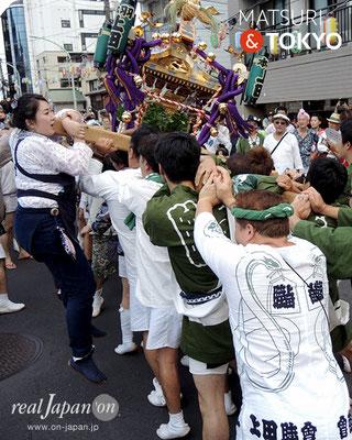 平成29年度「羽田まつり」本一 町会 2017年7月30日 HND17_023