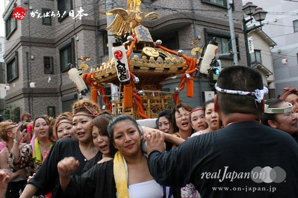 浦安三社祭〈入船会〉@2012.06.17