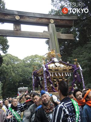 〈建国祭 2019.2.11〉萬歳會一の会 ©real Japan'on : kks19-032