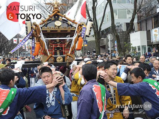 〈建国祭 2019.2.11〉相州睦 ©real Japan'on : kks19-024