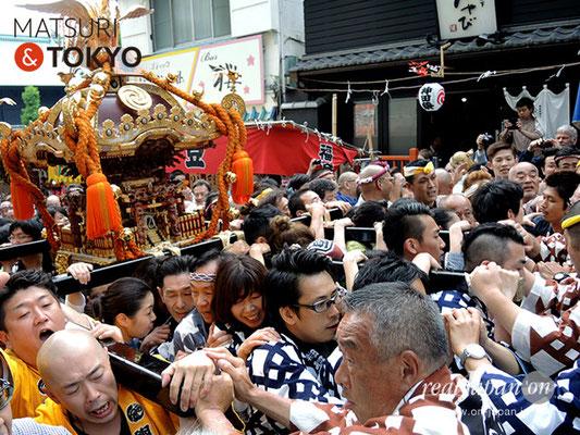 〈神田祭 2017.5.14〉須田町一丁目南部町会 ©real Japan'on -knd17-019
