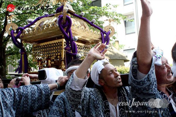 湯島天満宮例大祭〈長者町一丁目町会〉@2012.05.27