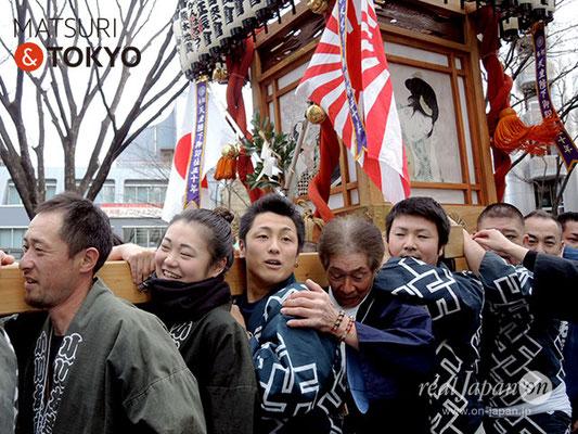 〈建国祭 2018.2.11〉萬歳會 3 (國睦) ©real Japan'on : kks18-010