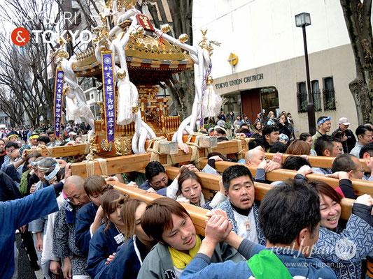 〈建国祭 2018.2.11〉會津祭好会 ©real Japan'on : kks18-018